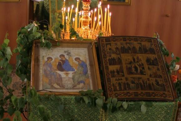 История праздника православной Троицы