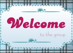 welcome dear