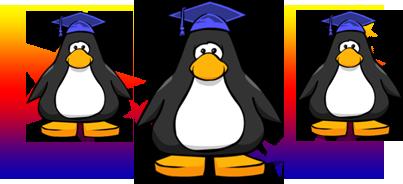 разделитель ученый пингвин